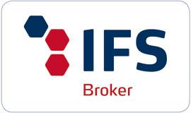 Wir sind jetzt offiziell IFS Broker zertifiziert!
