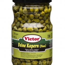 Capers in jars – fine