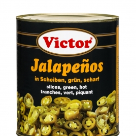 JALAPENO IN CANS – SLICED